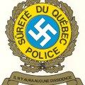 Surete Du Quebec logo (Fascists)