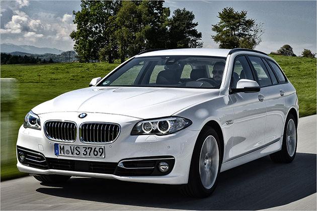 BMW 520 - anuncio ficticio