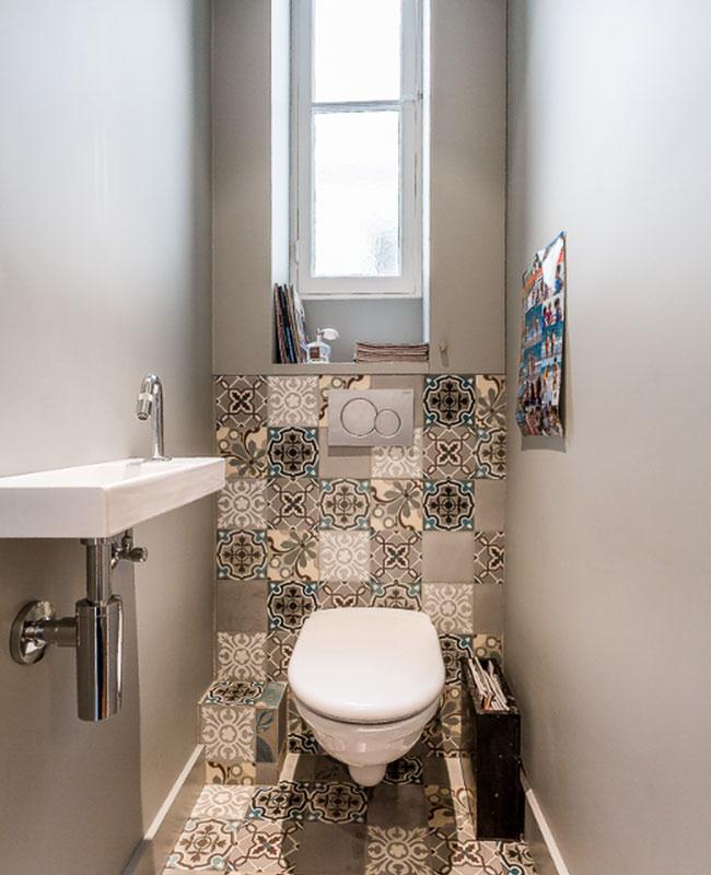 Comment Utiliser Gris Dans La Deco Des Toilettes My Blog Deco