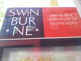 Welcome to Swinburne
