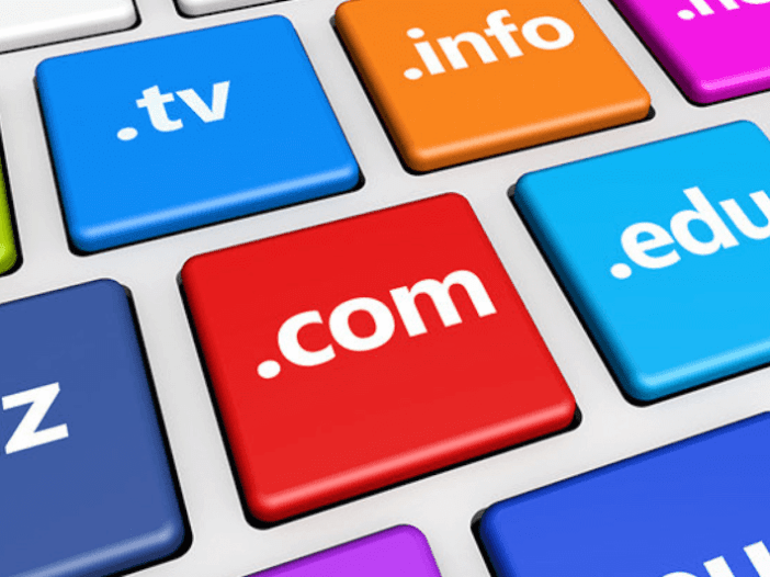 how to register a domain name without web hosting