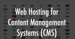 Content Management System hosting