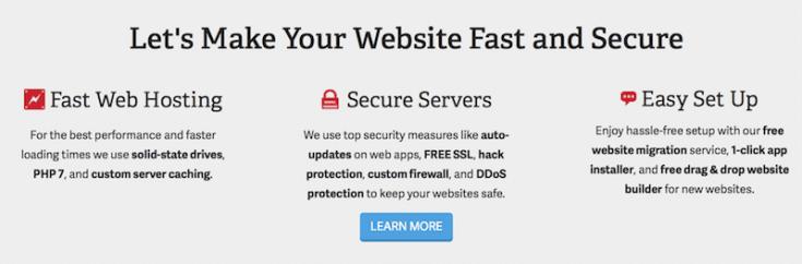 Paid Web Hosting Service