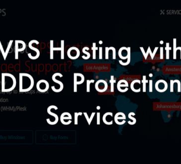 VPS hosting and DDoS protection