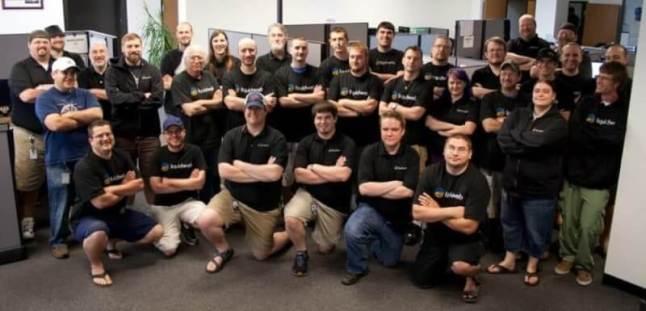 Liquid Web technical support staff
