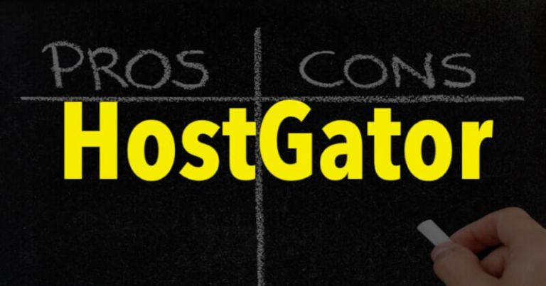 HostGator Pros and Cons