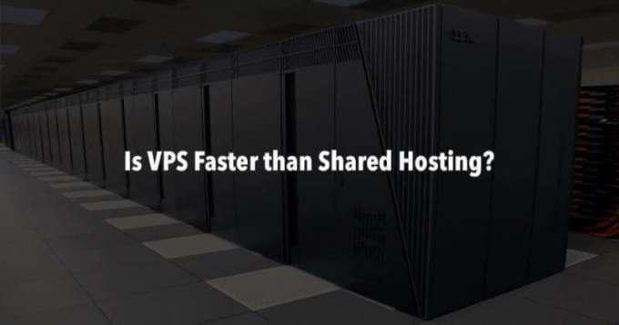 Is-VPS Faster than Shared Hosting