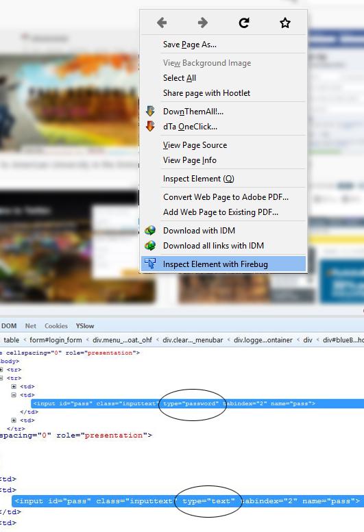 images blog article 2015 09 Sept password 01 - How to Reveal, View Passwords hidden under Asterisks/Stars