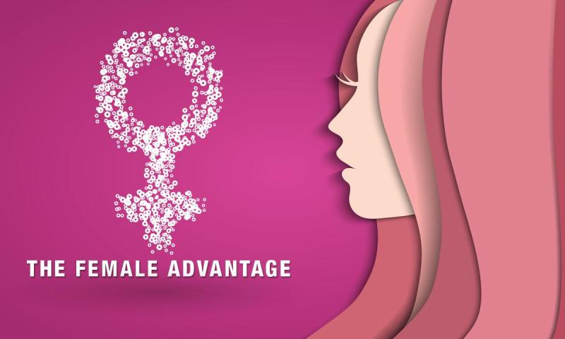 female advantage - The Female Advantage