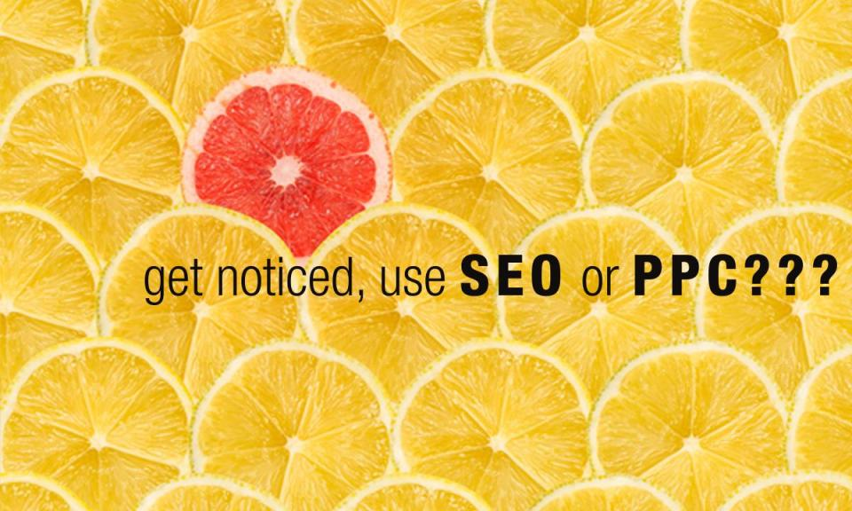 ppc - PPC or SEO, which is the best approach