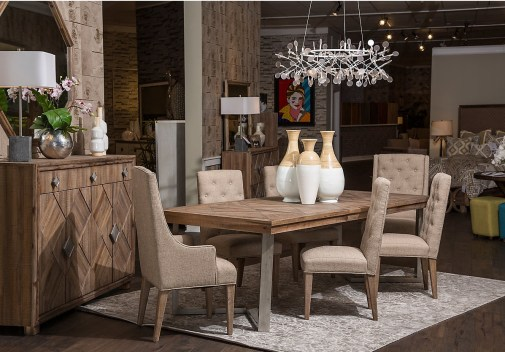 The Best Transitional Dining Room Sets for Families