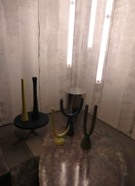 Ceramics and lighting at Baxter