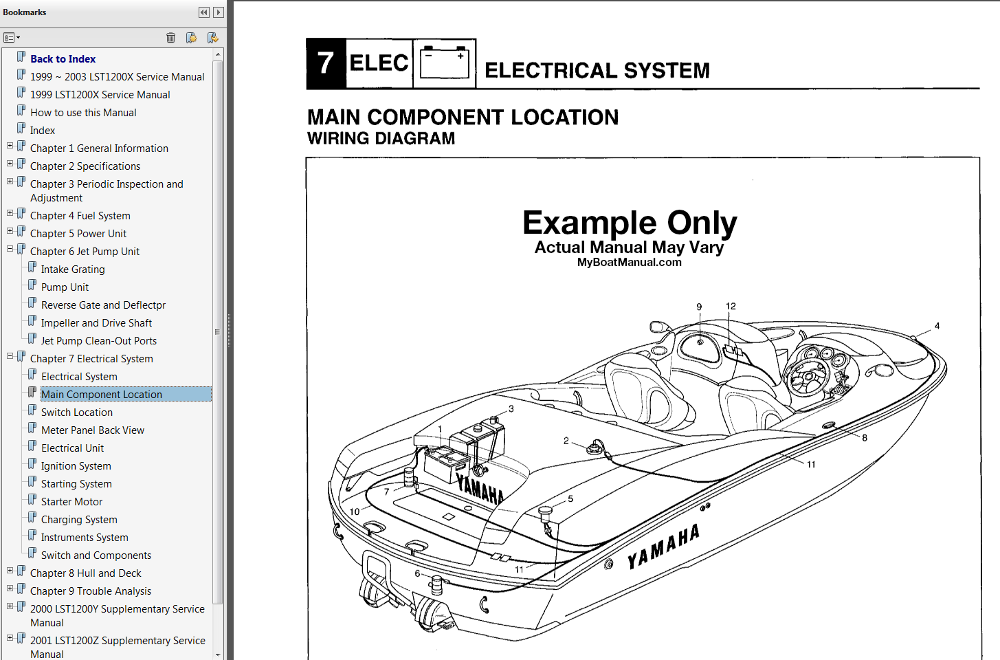 Yamaha Xj 550 Wiring Diagram
