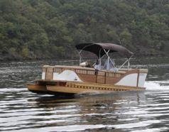 pontoon boat plans