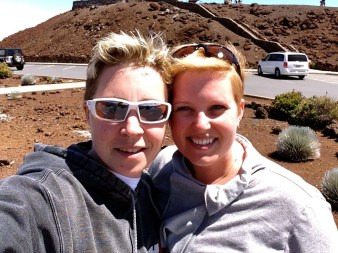 top of Haleakala