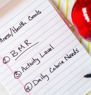 Four Steps to Calculate Your Calories