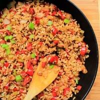 Cajun-Veggie-Rice