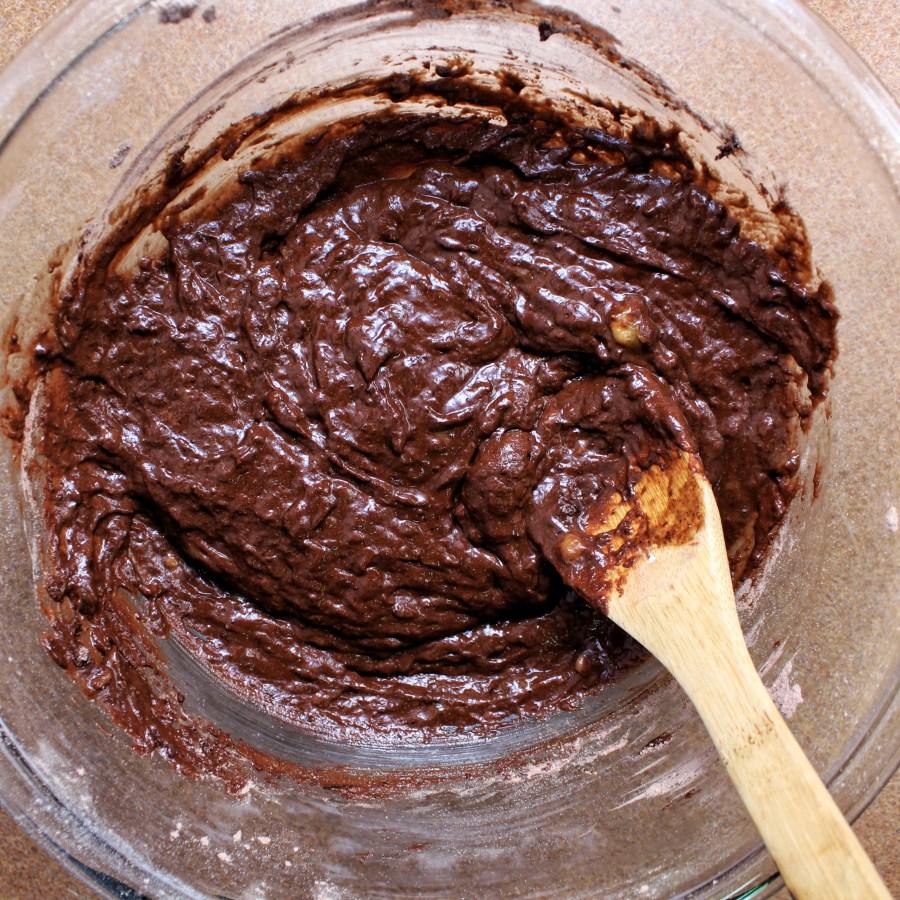 Mocha Chocolata Cupcakes Batter (Vegan, Gluten Free) - Plant Fusion
