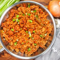 Chicken Jambalaya 2 Louisiana My Body My Kitchen