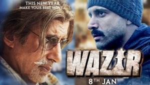 Wazir – Movie Review