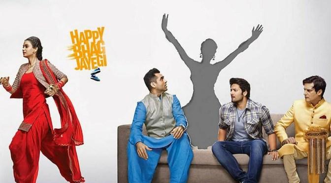 Happy Bhag Jayegi – Movie Review