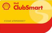 Карта Shell ClubSmart