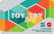 Серебрянная карта Toy&Toy