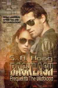 Backlsh by S. A. Hoag