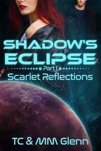 Scarlet Reflections by MM Glenn