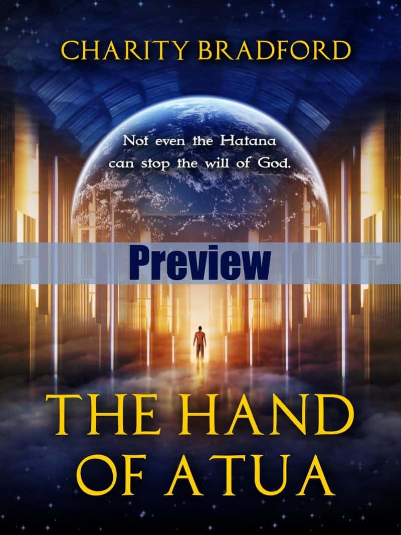 The Hand of Atua Cover