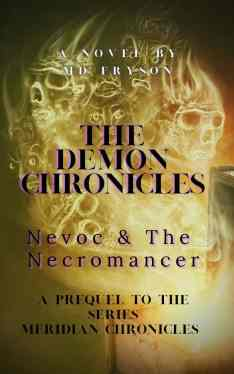 Cover for Nevoc & the Necromancer
