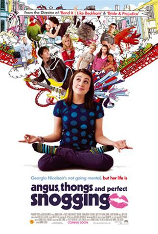 Angus, Thongs, and Perfect Snogging Movie