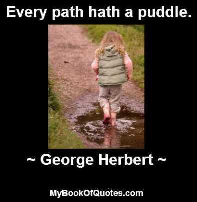 George Herbert Quote Book