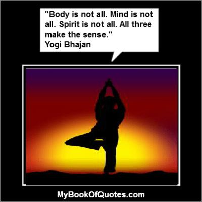 Jogi Bhajan Quotes
