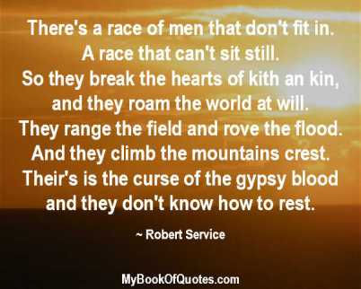 There's a race of men that don't fit in