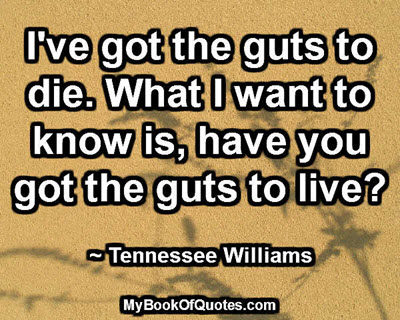 have you got the guts