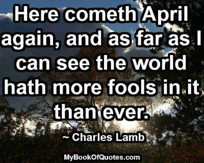 Here cometh April