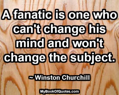 A fanatic