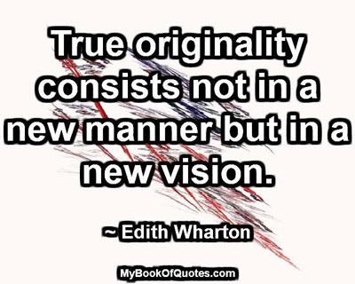 True Originality