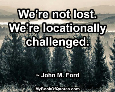 locationally-challenged