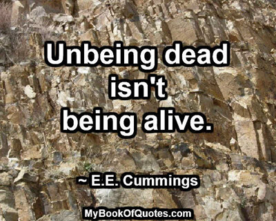 being-alive