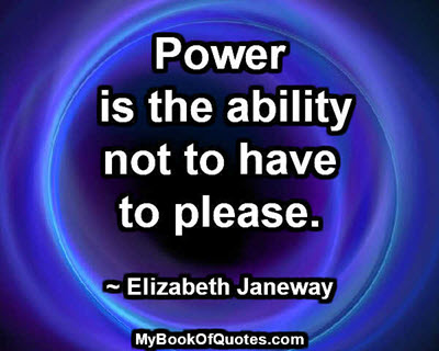 the-ability-not-to-have-to-please