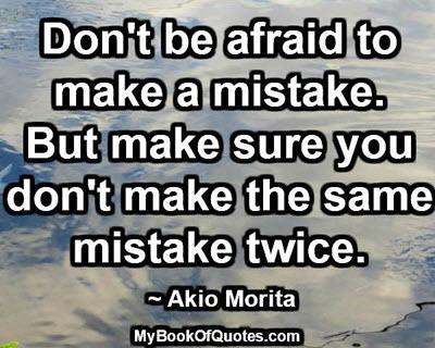 the-same-mistake