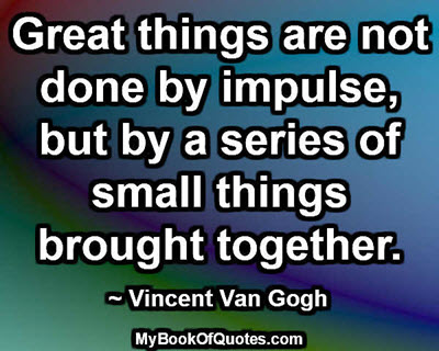 small-things-brought-together