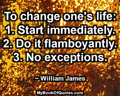 to_change_ones_life