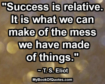 success-is-relative