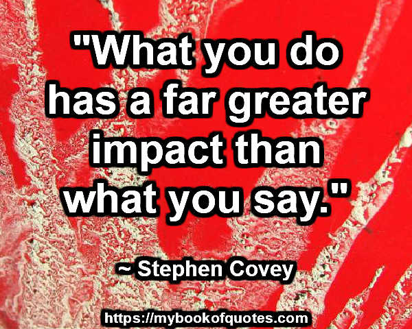 a far greater impact