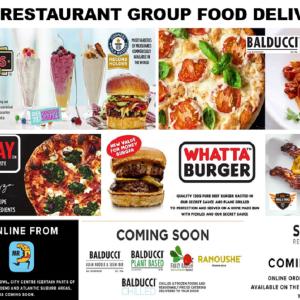 Slick Group Delivery Menu