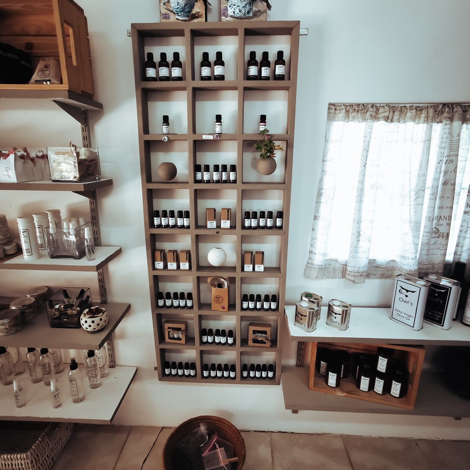 aromatherapy and essential oils at owls rest lavender and olive farm