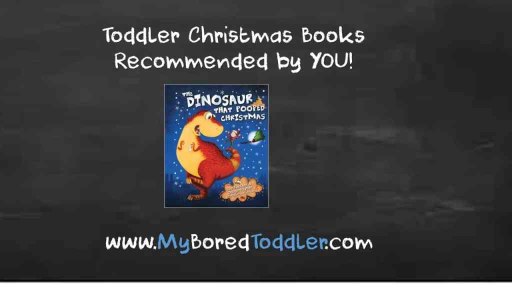 Toddler Christmas books – your recommendations